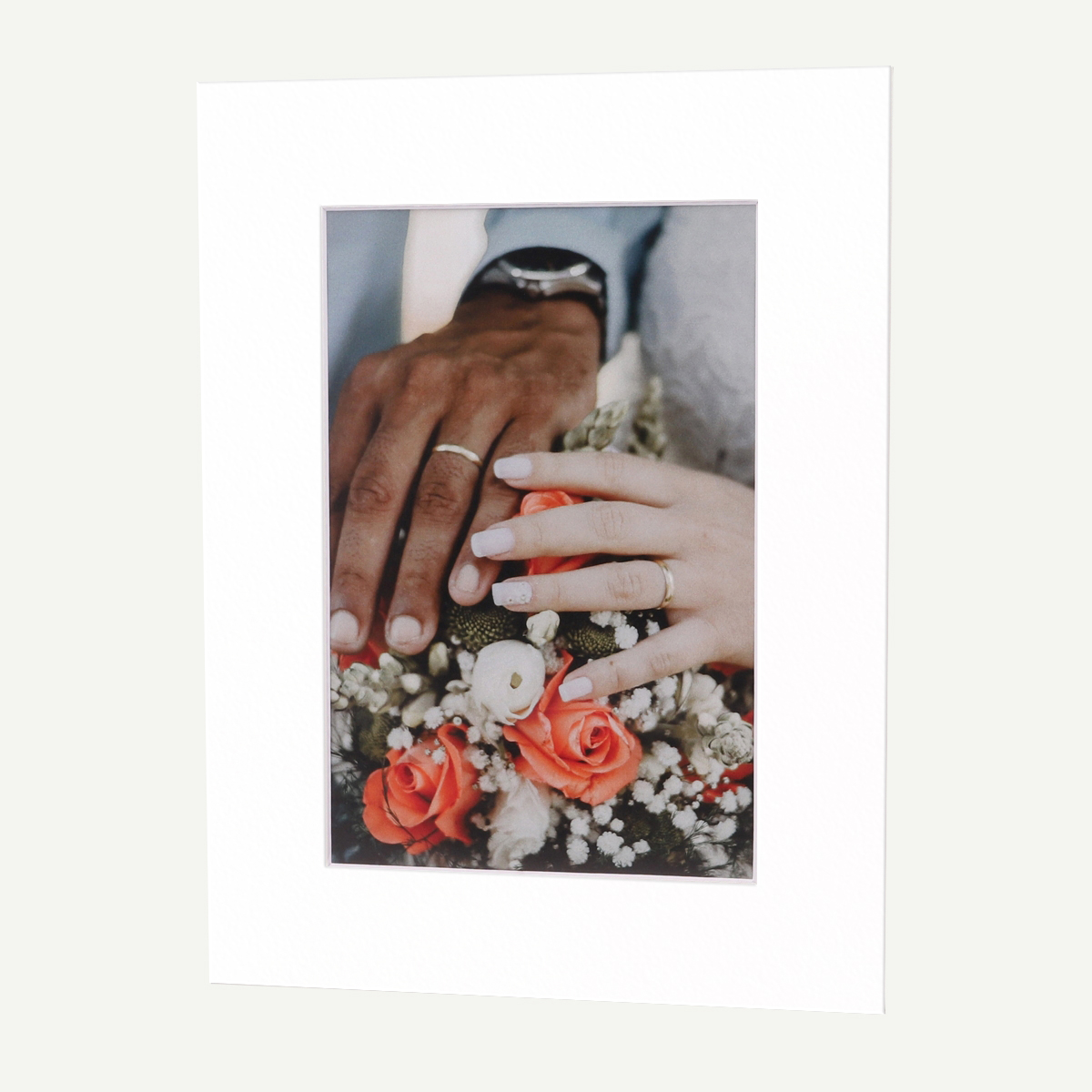 8 x 12 Picture Frame Matboard for any size Photo 8x12 Mat Board